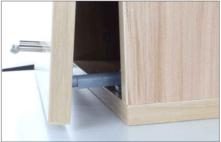 handle doors vigorously rebound device Kerui Furniture Hardware