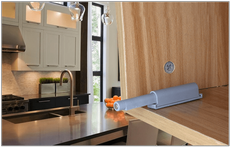 suction door rebound device kitchen Kerui Furniture Hardware