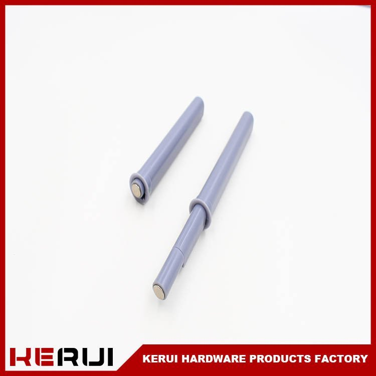 Kerui Furniture Hardware bulb abs rebound device closet doors
