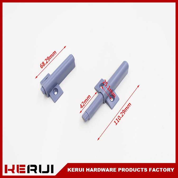 closet shell highquality rebound device supplier Kerui Furniture Hardware