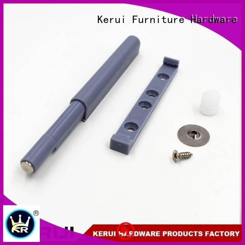 rebound device supplier wardrobe luxury Kerui Furniture Hardware Brand
