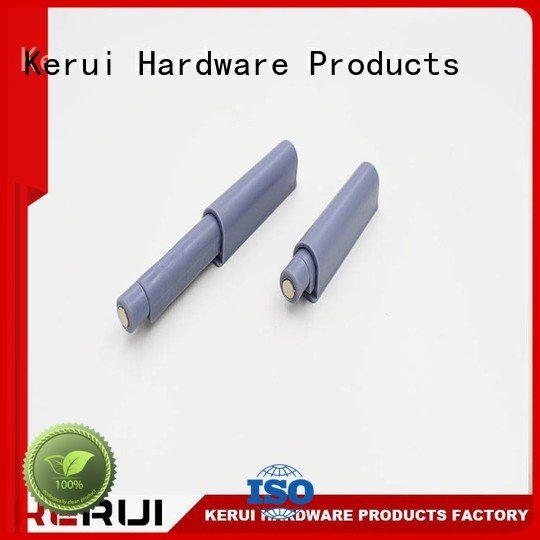 Kerui Furniture Hardware Brand handle accessory abs rebound device supplier