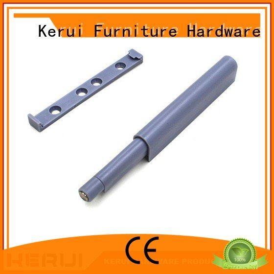 Wholesale wooden wardrobe rebound device Kerui Furniture Hardware Brand