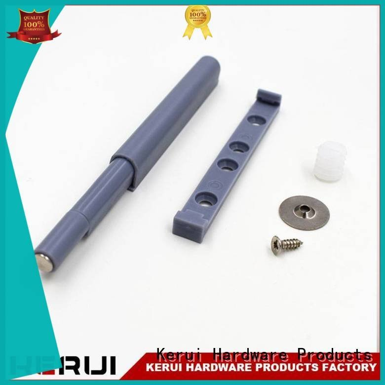 touch plastic rebound device supplier Kerui Furniture Hardware