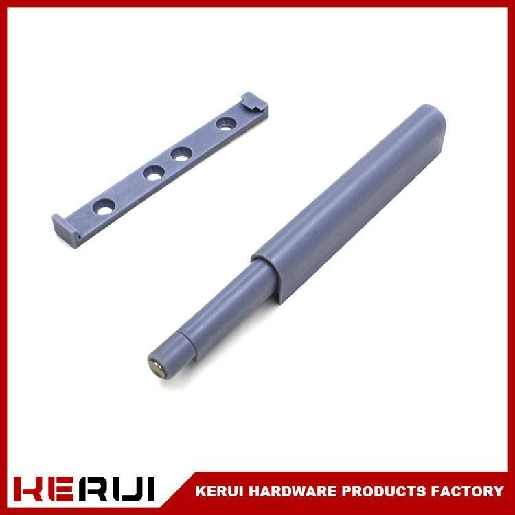 Furniture Hardware Accessory Door ABS Plastic With Magnetic Reverser Buffer Door Doors Buffer Door Touch KR-814