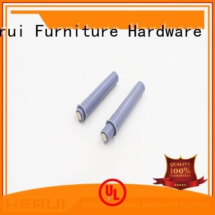 Kerui Furniture Hardware Brand twodoor rebound device adjustable factory