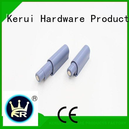 selflocking free wooden rebound device Kerui Furniture Hardware