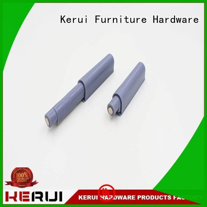 Kerui Furniture Hardware luxury bulb touch rebound device supplier wardrobe