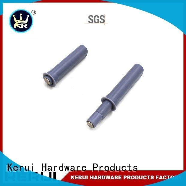 Kerui Furniture Hardware Brand shell muffler rebound device supplier doors touch