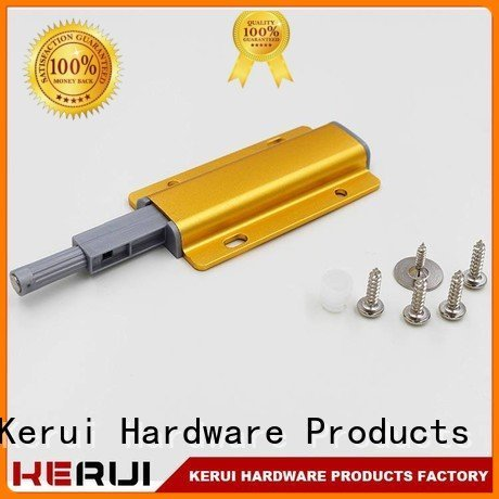 rebound device supplier concealed furniture steel buffer Kerui Furniture Hardware
