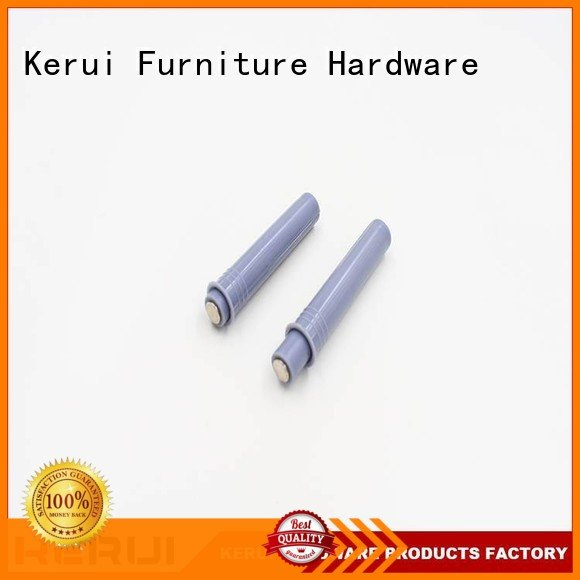 Kerui Furniture Hardware Brand magnetic rebound device supplier accessories hardware