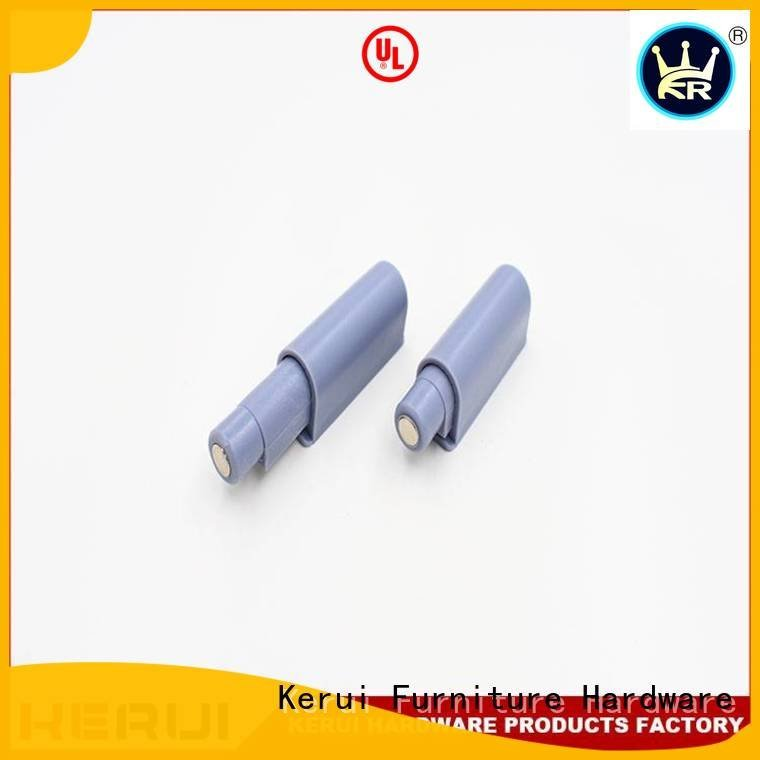 Kerui Furniture Hardware accessory buffer drawer rebound device supplier hidden