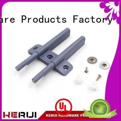 rebound device supplier handle rebound device wardrobe Kerui Furniture Hardware