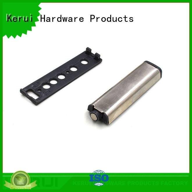 Kerui Furniture Hardware concealed rebound device rummer shell