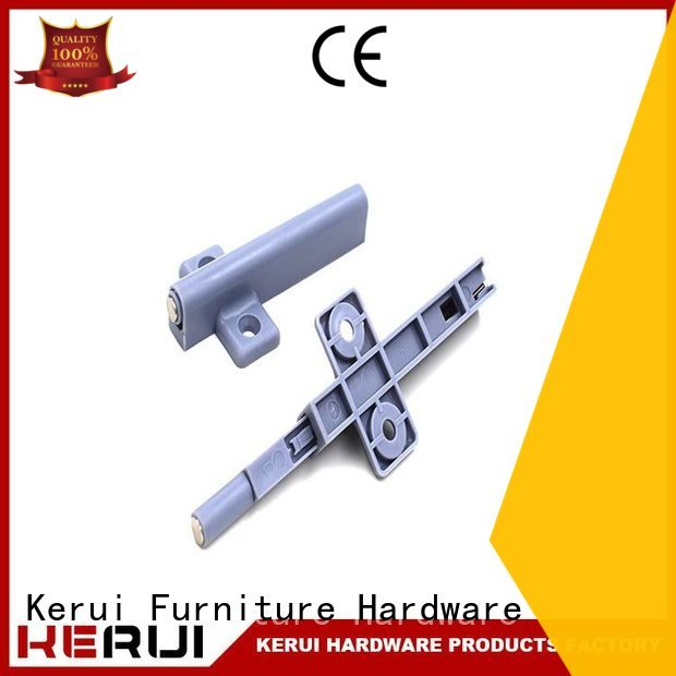 cabinet muffler rebound device supplier Kerui Furniture Hardware