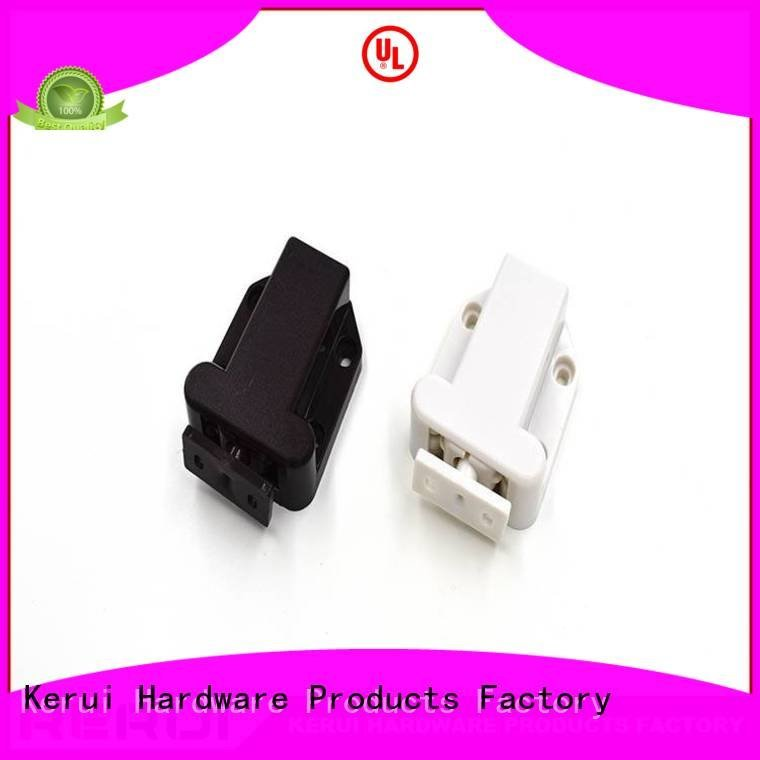 rebound device supplier hardware rummer rebound device Kerui Furniture Hardware Brand