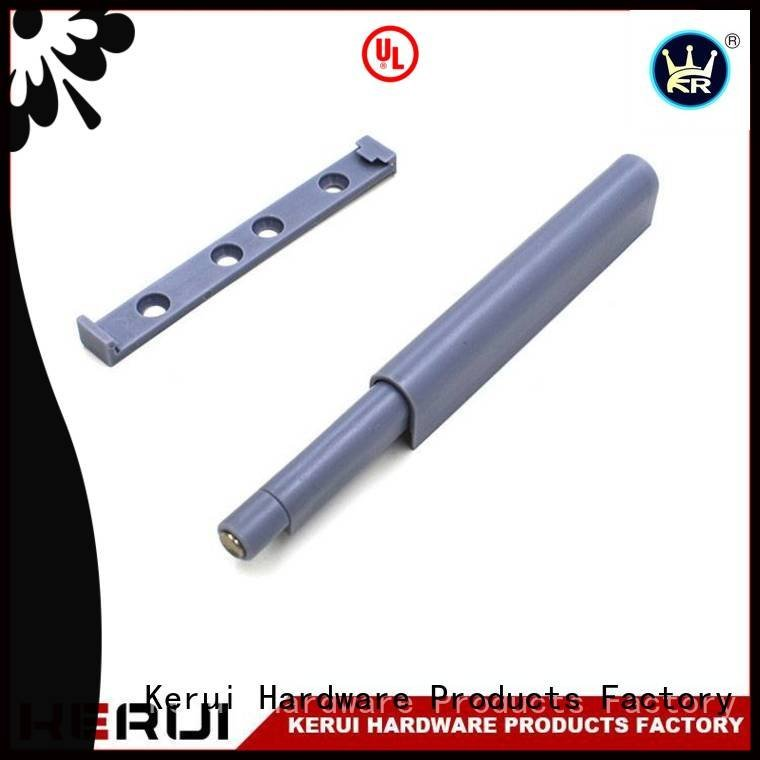 Kerui Furniture Hardware Brand hardware suction rebound device supplier rebound magnetic