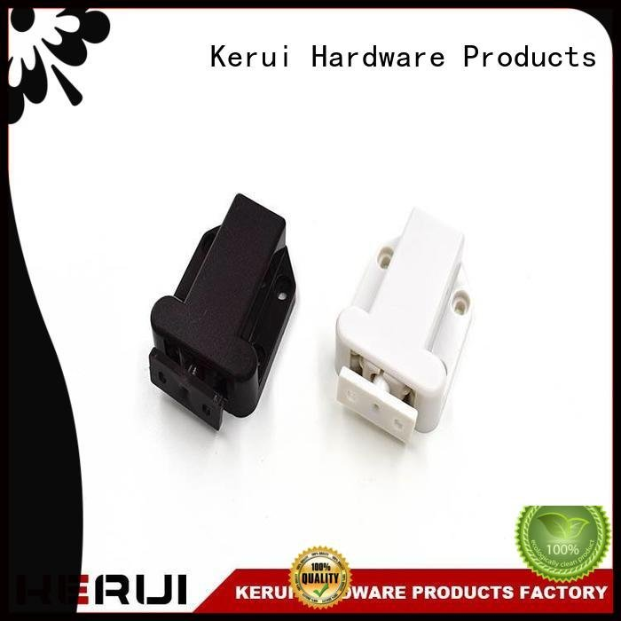 Kerui Furniture Hardware metal rebound device highquality drawer