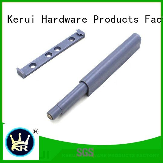 Wholesale bulb doors rebound device Kerui Furniture Hardware Brand