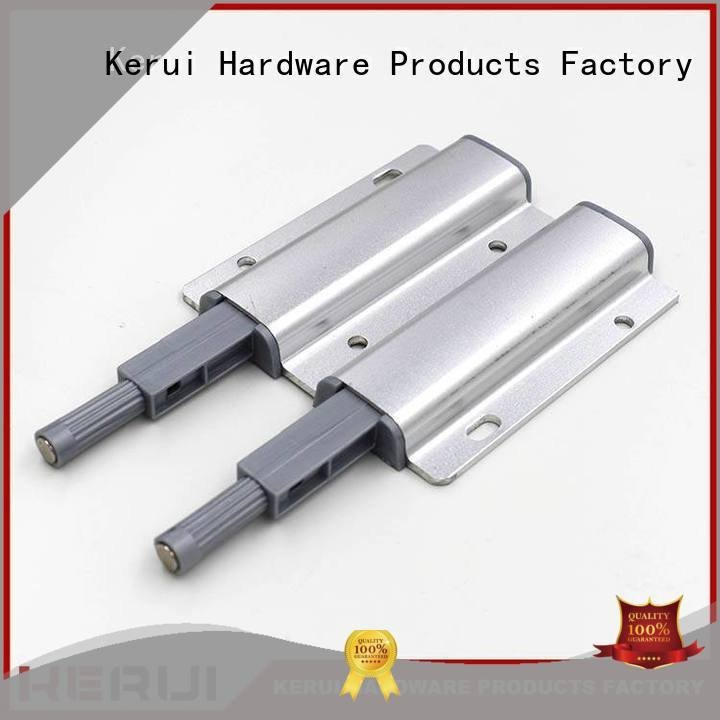 Kerui Furniture Hardware Brand catapult magnetic rebound device supplier muffler kitchen