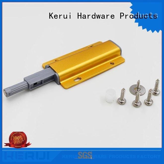 Kerui Furniture Hardware rebound device supplier luxury doors reverser