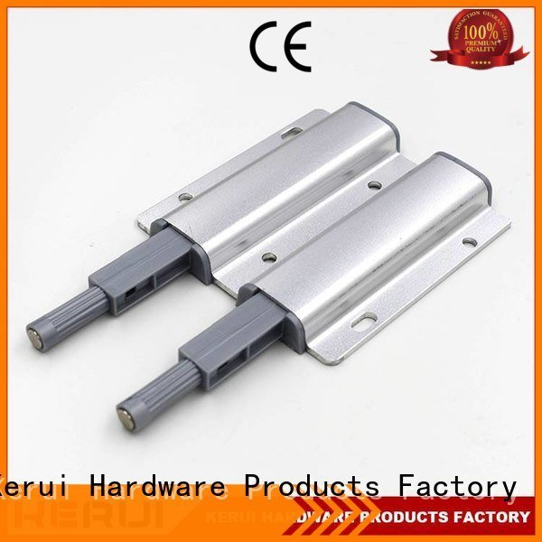 rebound device supplier doors rebound suction hardware Kerui Furniture Hardware