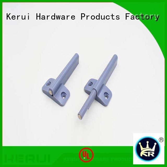Custom rebound device steel closet