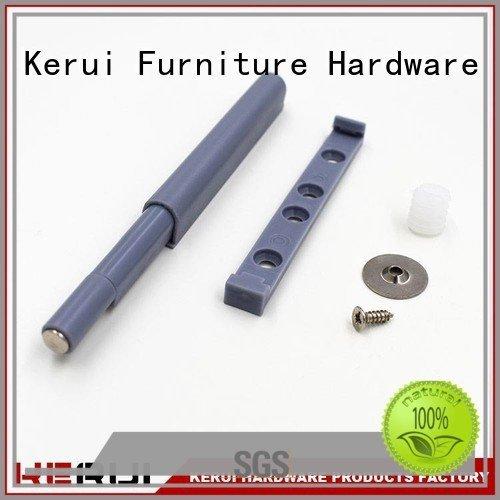 door reflector rebound device vigorously Kerui Furniture Hardware