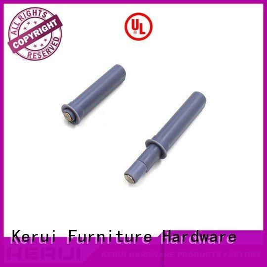 Custom rebound device handle closet rebound Kerui Furniture Hardware