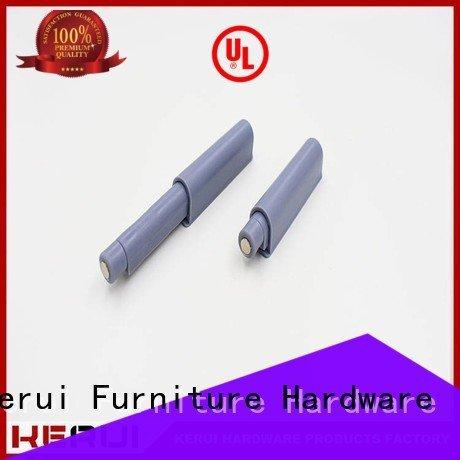Kerui Furniture Hardware rebound device supplier vigorously door concealed magnetic