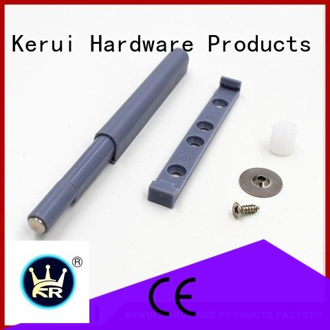 catapult drawer plastic Kerui Furniture Hardware rebound device supplier
