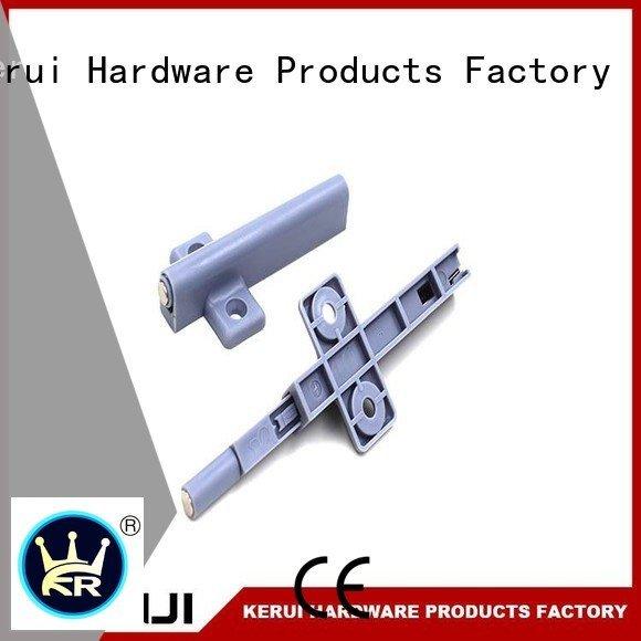 hardware rebound device furniture bouncer Kerui Furniture Hardware
