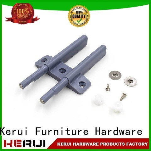 Quality rebound device supplier Kerui Furniture Hardware Brand wooden rebound device