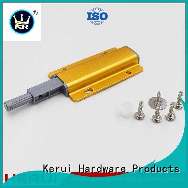 hardware cabinet rebound device supplier Kerui Furniture Hardware