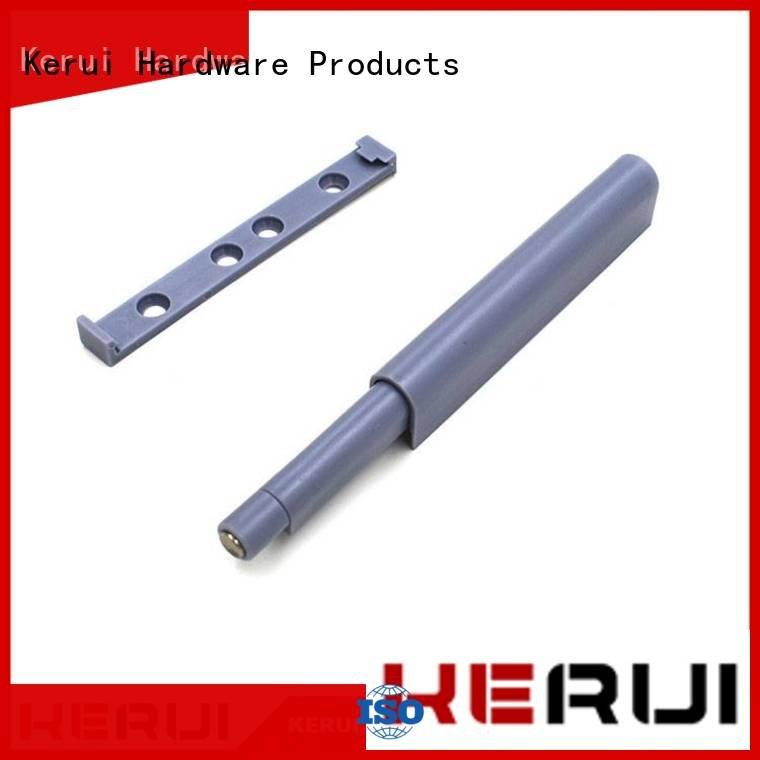 Kerui Furniture Hardware abs bumper twodoor rebound device supplier touch