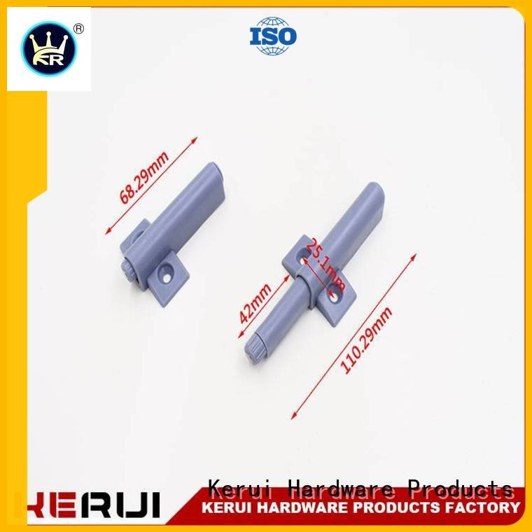Kerui Furniture Hardware luxury wooden rummer rebound device supplier door