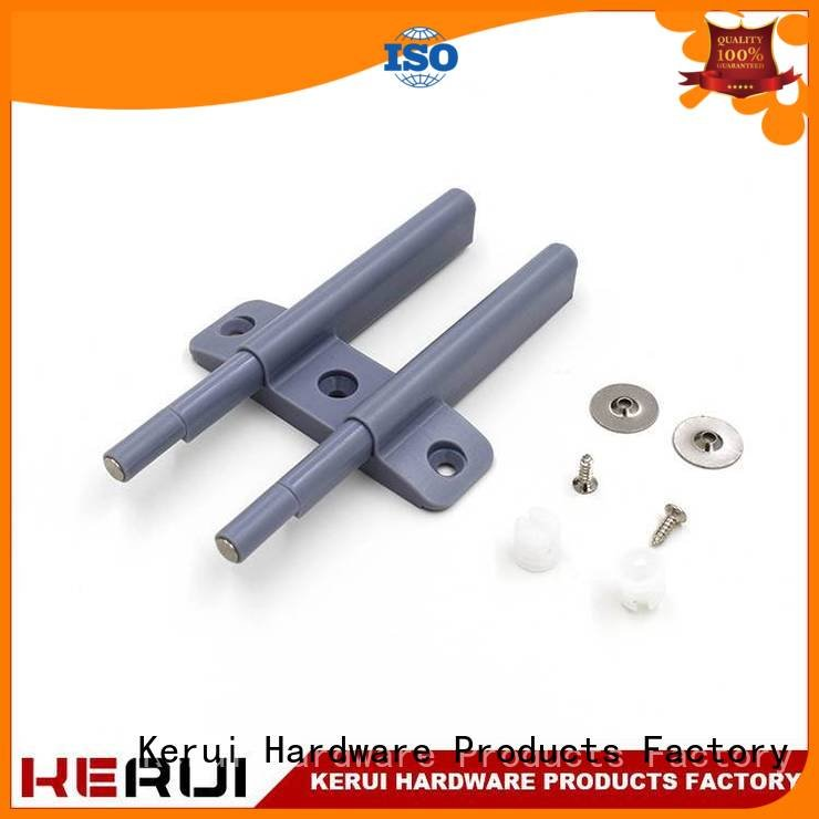 Hot rebound device supplier touch reverser rebound Kerui Furniture Hardware Brand