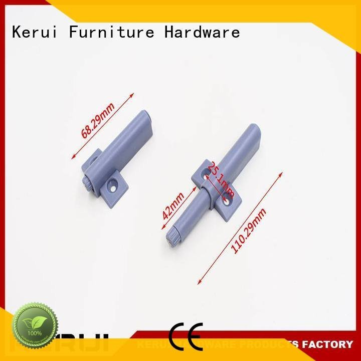 highquality touch rebound device Kerui Furniture Hardware