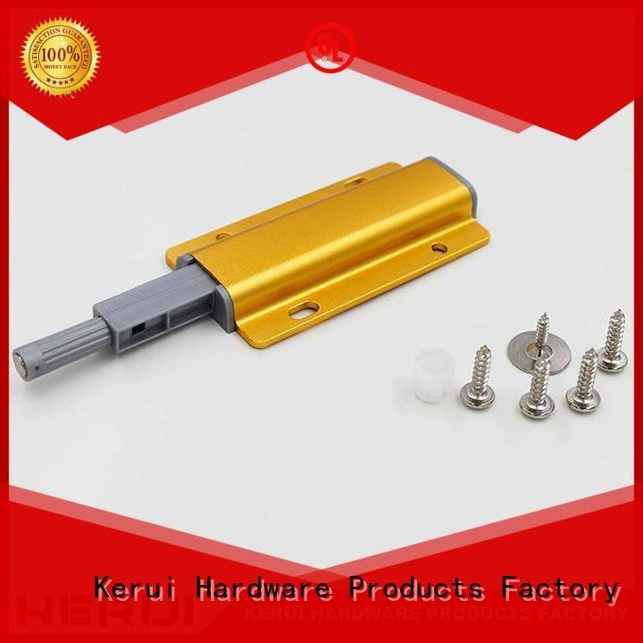Wholesale accessories furniture rebound device Kerui Furniture Hardware Brand