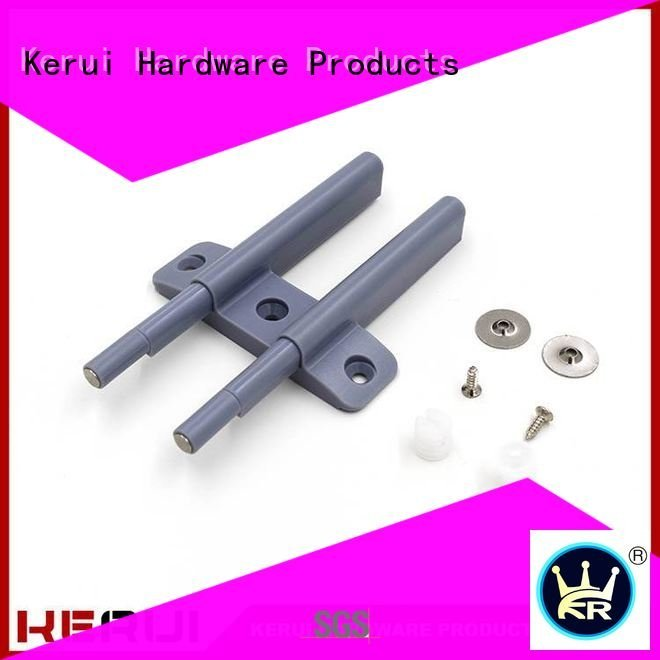 Kerui Furniture Hardware Brand suction bouncer reflector rebound device supplier