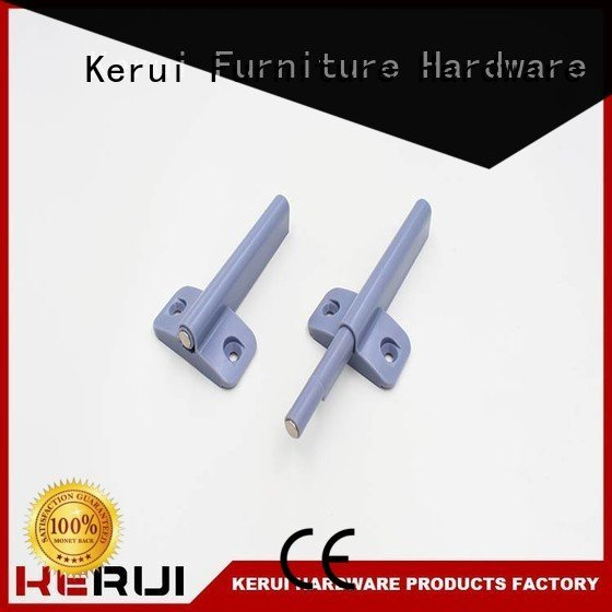 Wholesale rebound closet rebound device Kerui Furniture Hardware Brand