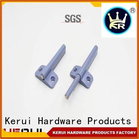 Kerui Furniture Hardware Brand touch rummer doors rebound device