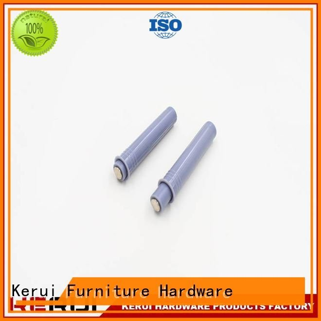 shell metal plastic abs Kerui Furniture Hardware rebound device