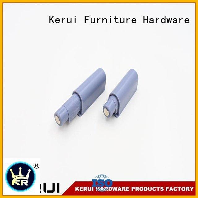 Kerui Furniture Hardware rebound device supplier touch free furniture twodoor