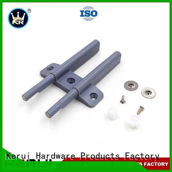 free plastic rebound device hardware Kerui Furniture Hardware
