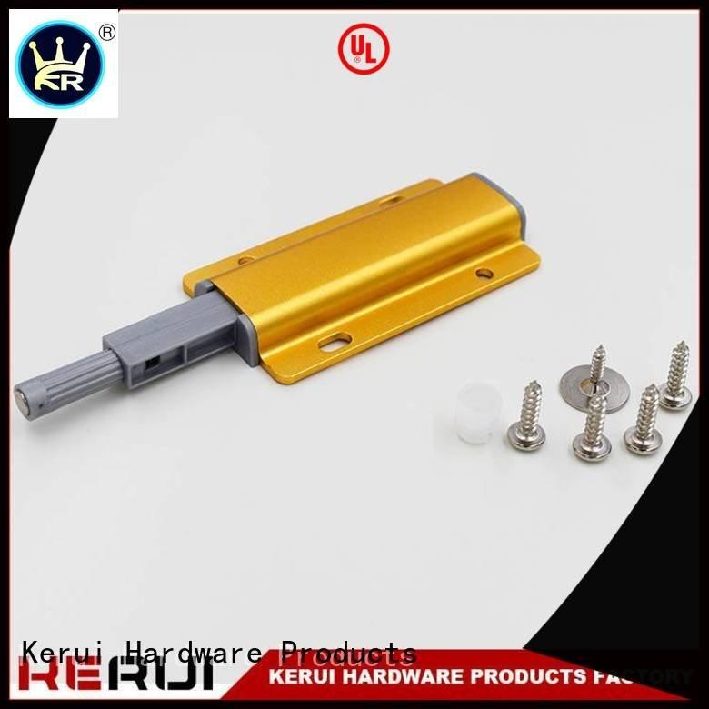 rebound device supplier shell hardware rebound device Kerui Furniture Hardware Warranty