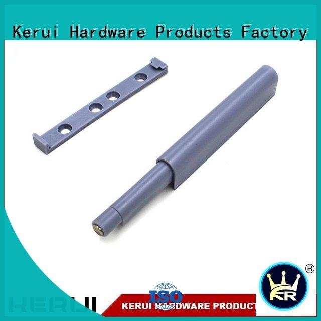 Kerui Furniture Hardware rebound device supplier closet magnetic rebound adjustable