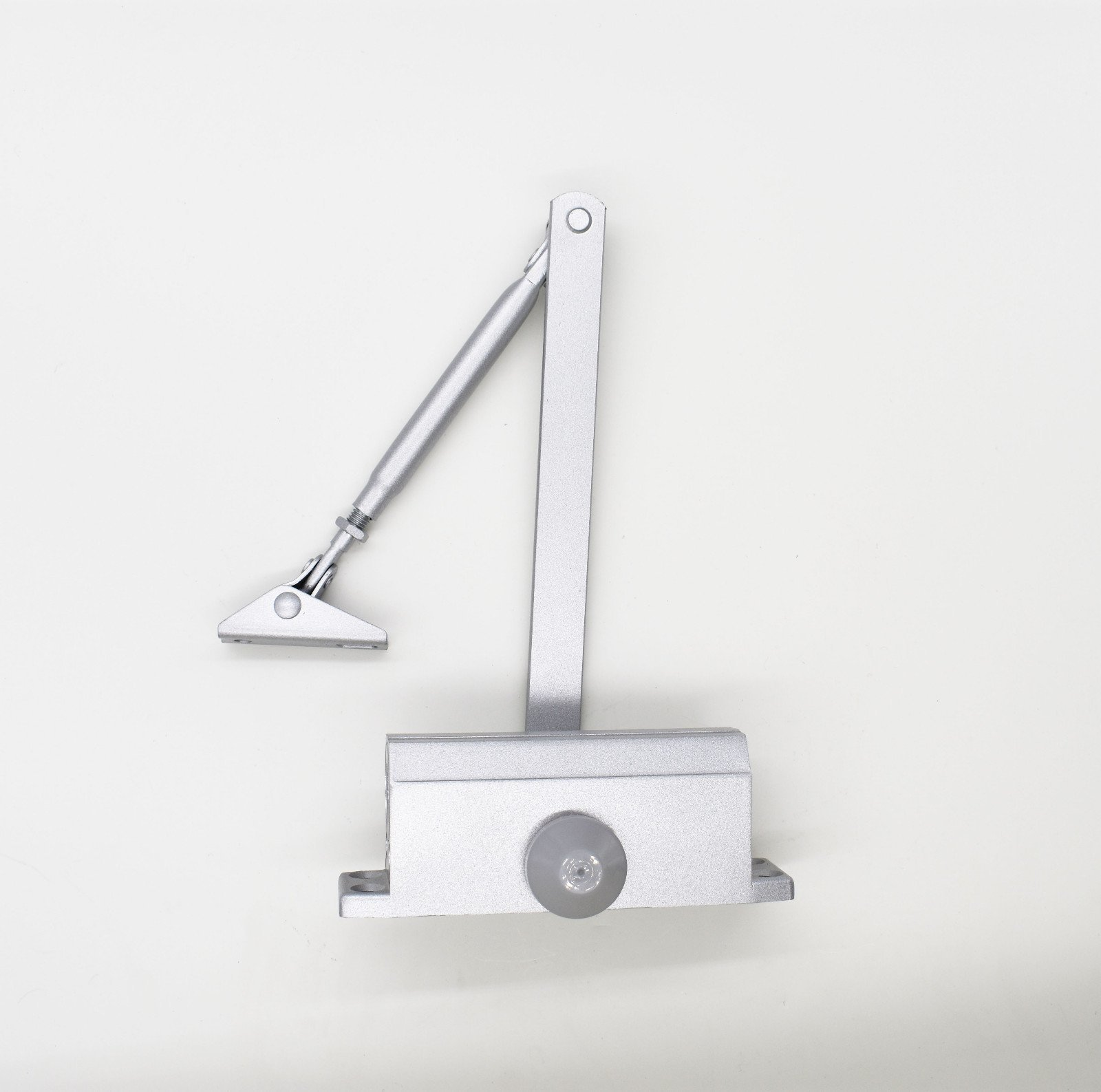 Kerui Furniture Hardware Brand threespeed square automatic door closer price hidden spring