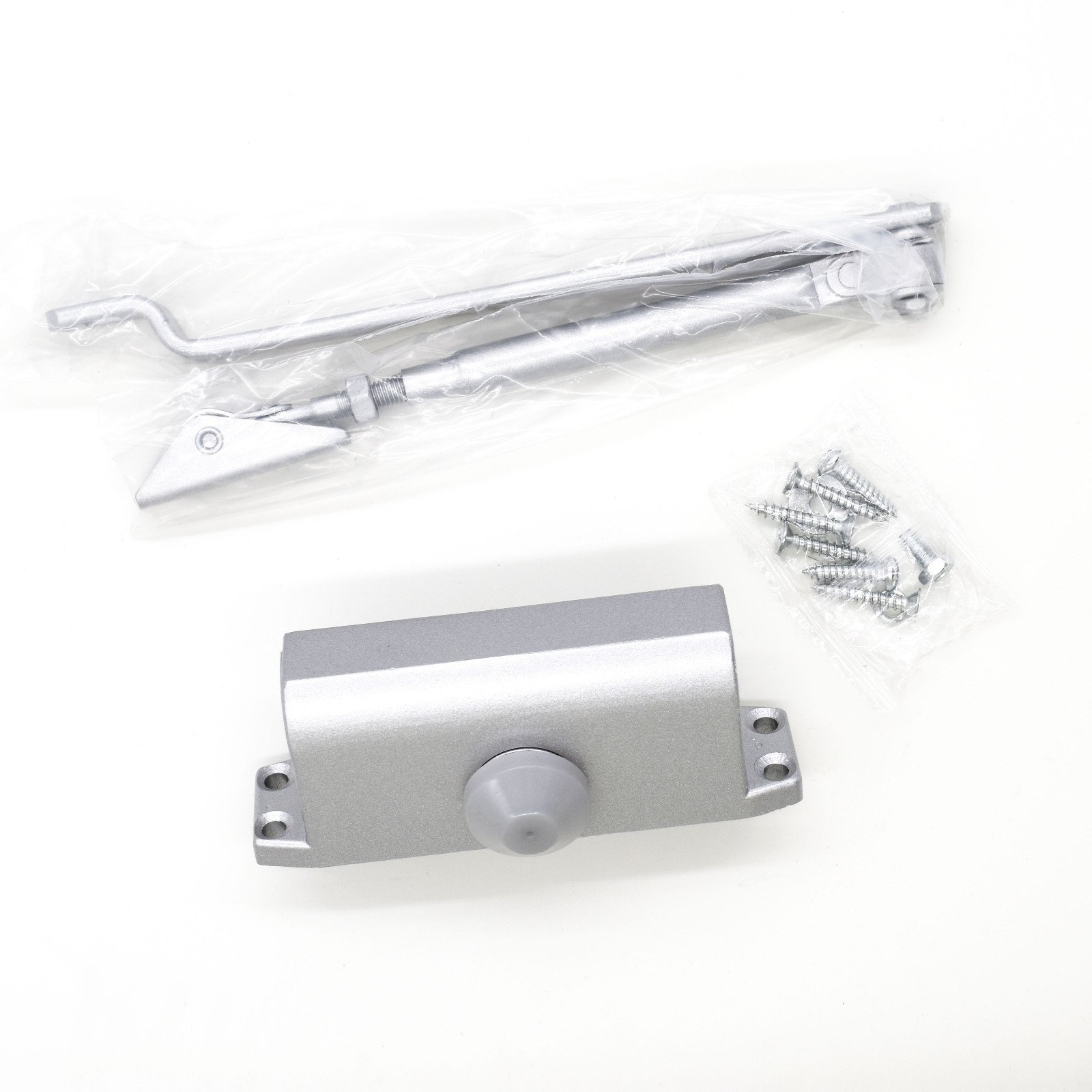 Kerui Furniture Hardware automatic door closer round closers hexagonal hidden