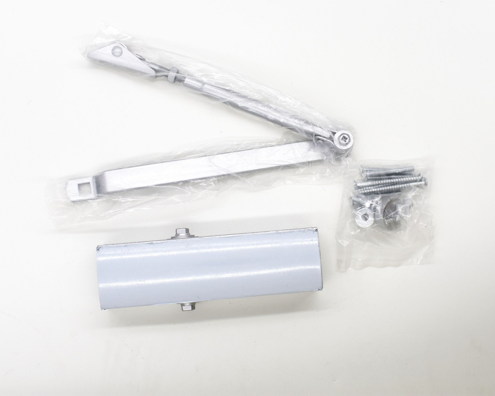 Hot automatic door closer price hexagonal automatic door closer hidden Kerui Furniture Hardware